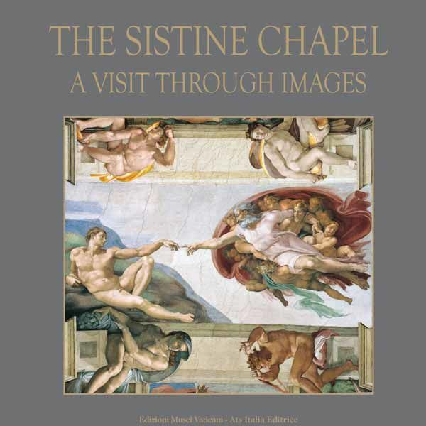 Picture of The Sistine Chapel, A visit through images - BOOK