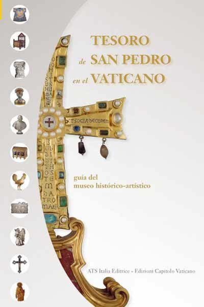 Immagine di Tesoro de San Pedro en el Vaticano - LIBRO