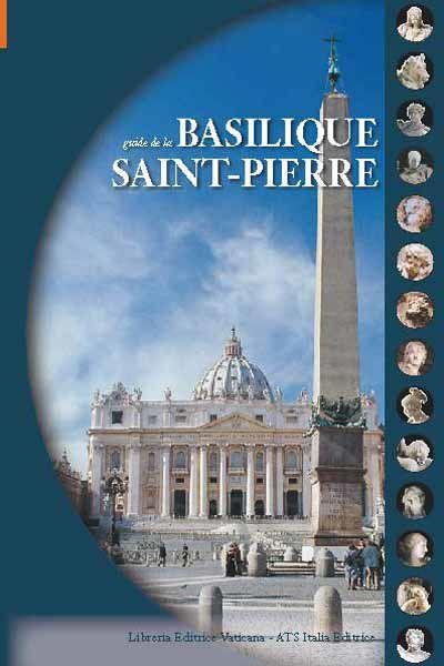 Picture of Guide de la Basilique Saint-Pierre - LIVRE
