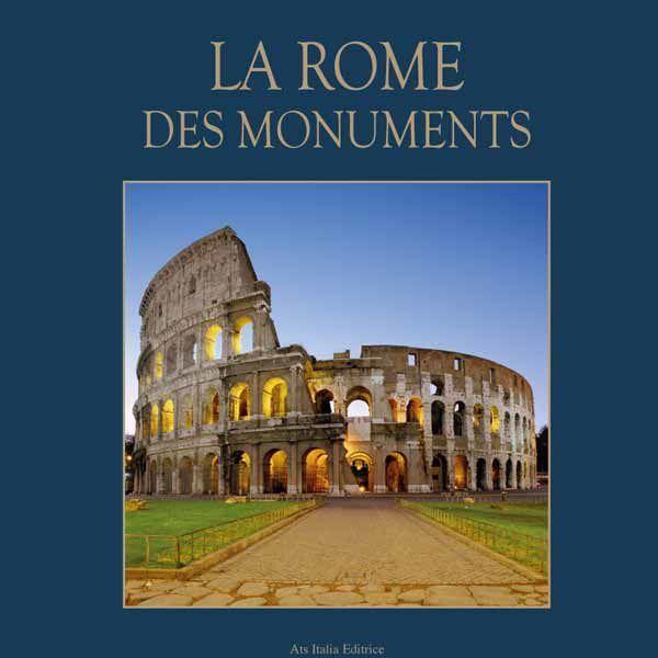 Picture of La Rome des Monuments - LIVRE