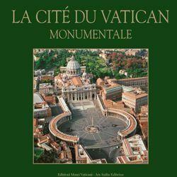 Immagine di La Cité du Vatican, Monumentale - LIVRE