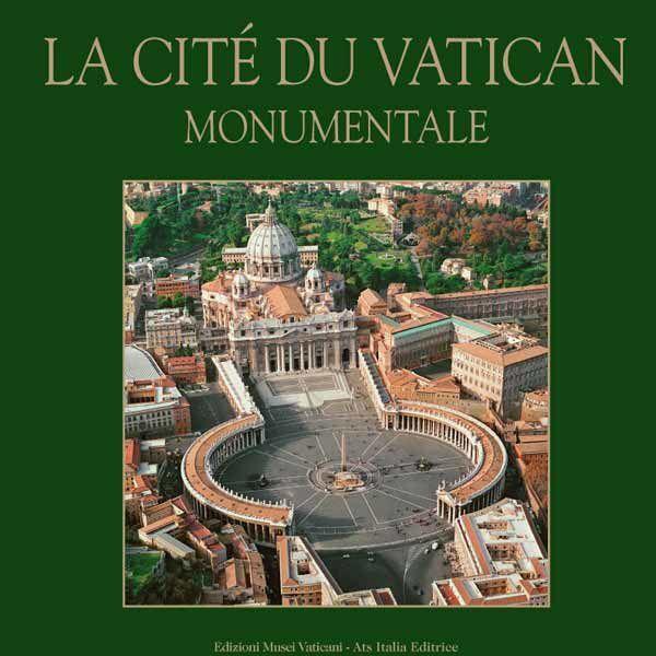 Picture of La Cité du Vatican, Monumentale - LIVRE