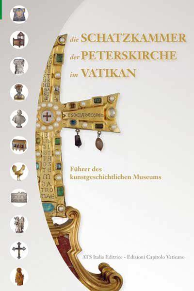 Picture of Die Schatzkammer der Peterskirche im Vatikan - BUCH