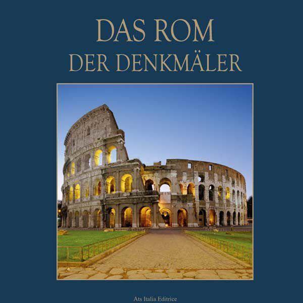 Immagine di Das Rom Der Denkmäler - BUCH