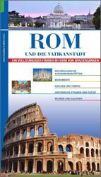 Imagen de Rom und die Vatikanstadt, Ein Vollständiger führer in form von Spaziergänger- BUCH