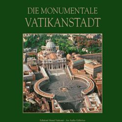 Immagine di Der Vatikan und sein monumentales erbe - BUCH