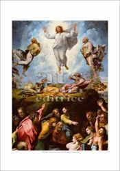Picture of Transfiguration, Raphael - Vatican Museums, Vatican City - PRINT
