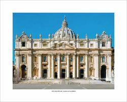 Picture of St Peter's Basilica, Vatican City - POSTER