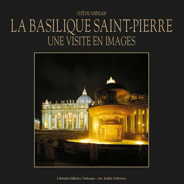 Imagen de La Basilique Saint-Pierre, Une visite en images - LIVRE