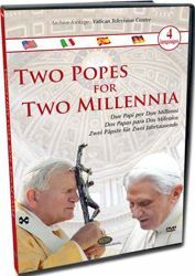 Immagine di Two Popes for two millennia - DVD