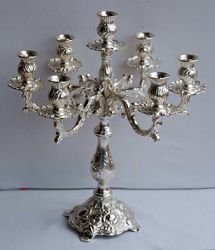 Picture of 7 lights baroque candelabra (APC229G)