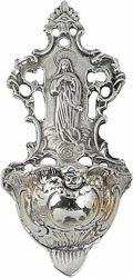 Imagen de Virgen - PILA DE AGUA BENDITA (AAC362)