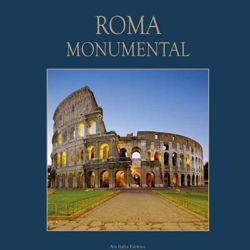 Immagine di Roma Monumental - LIBRO