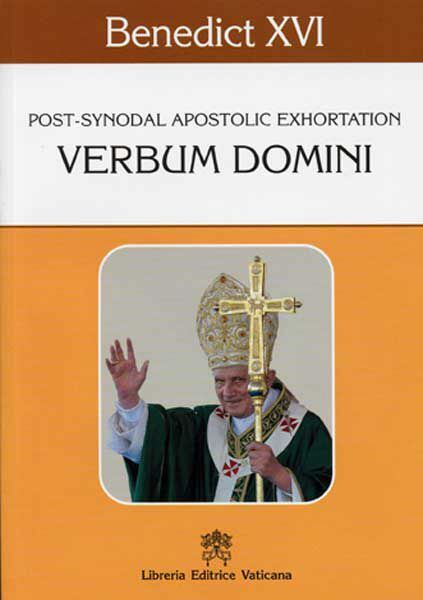 Immagine di Verbum Domini Post-Synodal Apostolic Exhortation
