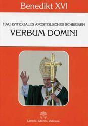 Imagen de Verbum Domini Nachsynodales Apostolisches Schreiben