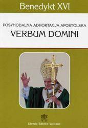 Immagine di Verbum Domini Posynodalna Adhortacja Apostolska Papież Benedykt XVI