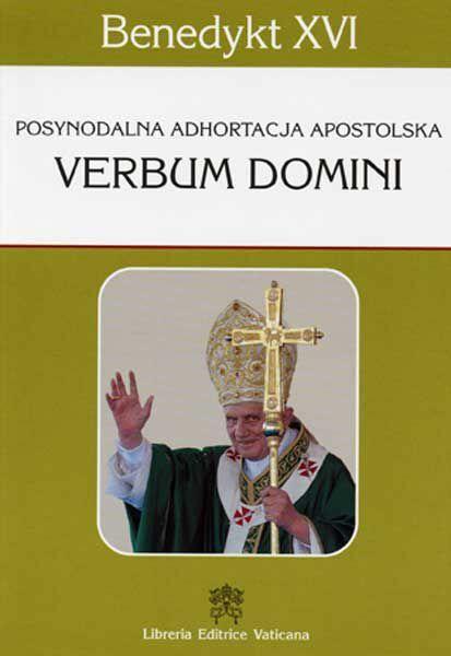 Imagen de Verbum Domini Posynodalna Adhortacja Apostolska Papież Benedykt XVI