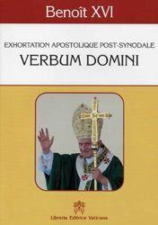 Imagen de Verbum Domini Exhortation Apostolique post-synodale