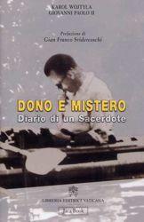 Immagine di Dono e Mistero. Diario di un sacerdote