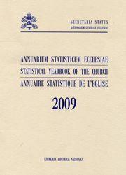 Picture of Annuaire Statistique de l' Eglise 2009