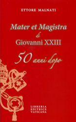 Imagen de Mater et Magistra di Giovanni XXIII 50 anni dopo