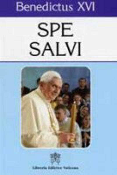 Picture of Spe Salvi Litterae Encyclicae de spe christiana, XXX mensis Novembris anno MMVII