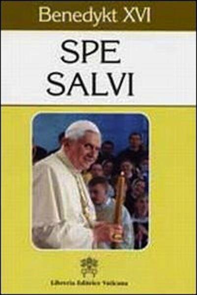 Immagine di Spe Salvi - Encyklika o nadziei Chrześcijańskiej