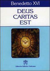 Immagine di Deus Caritas Est Lettera Enciclica sull' amore cristiano
