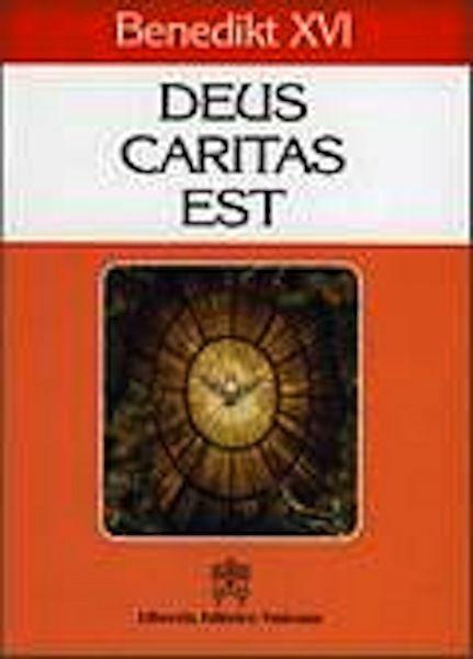 Picture of Deus Caritas Est Enzyklika über Christliche Liebe