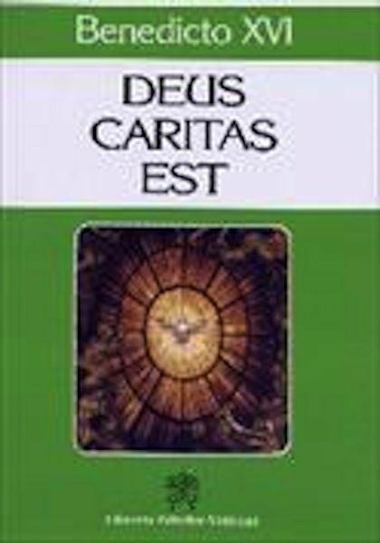 Immagine di Deus Caritas Est Carta Encíclica sobre el amor cristiano