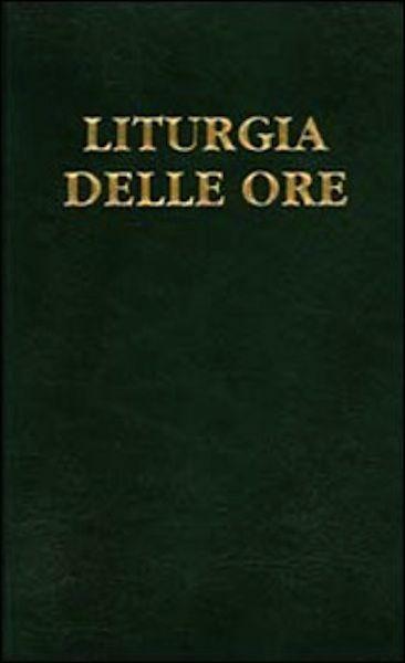 Picture of Liturgia delle Ore, Vol. III Tempo Ordinario Settimane I-XVII