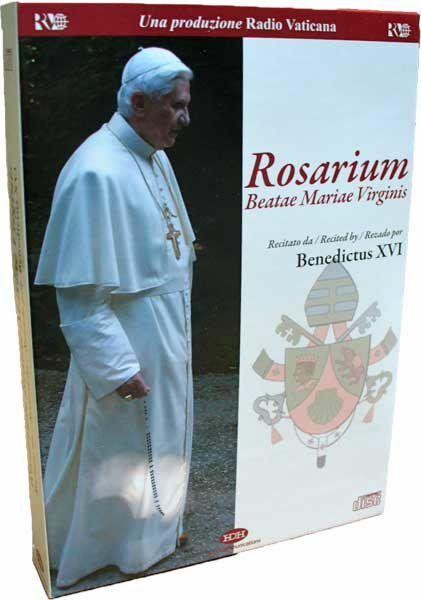 Picture of Rosarium Beatae Mariae Virginis. Benedict XVI - Box Set 4 CDs