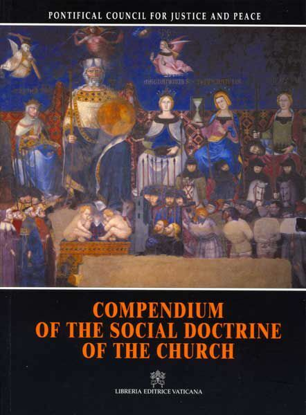 Immagine di Compendium of the social doctrine of the Church