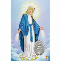 Imagen de Madonna - Imagen sacra + medalla
