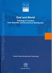 Imagen de God and World Theology of Creation from Scientific and Ecumenical standpoints