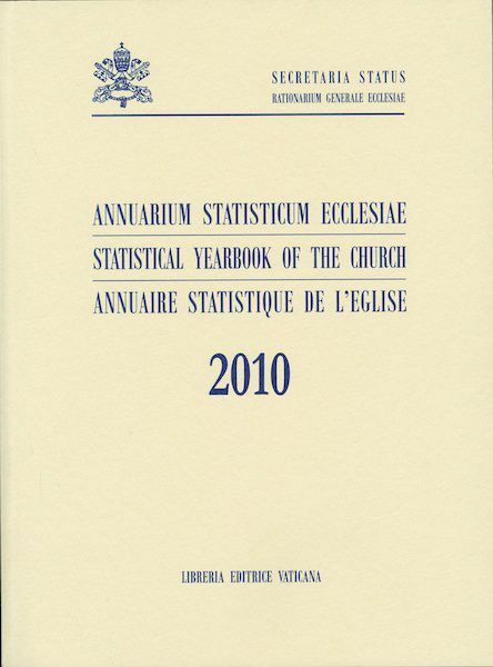 Picture of Annuaire Statistique de l' Eglise 2010