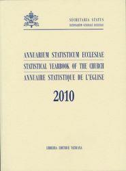 Picture of Annuarium Statisticum Ecclesiae 2010