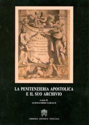 Picture of La Penitenzieria Apostolica e il suo archivio