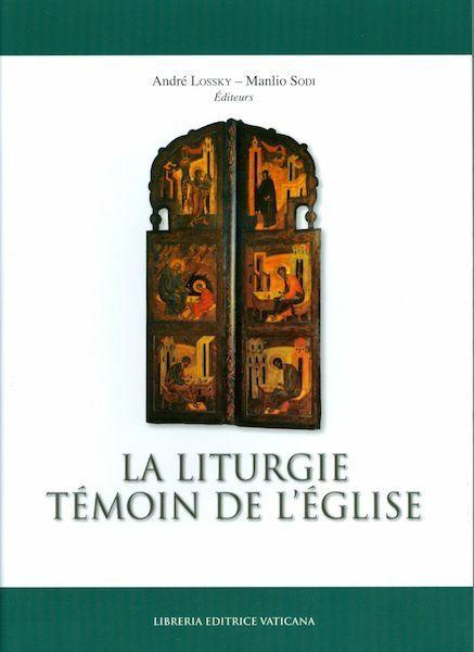 Imagen de La Liturgie Temoin de l' Eglise