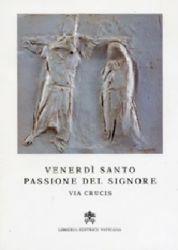 Immagine di Via Crucis 2012 al Colosseo presieduta dal Santo Padre Venerdì Santo