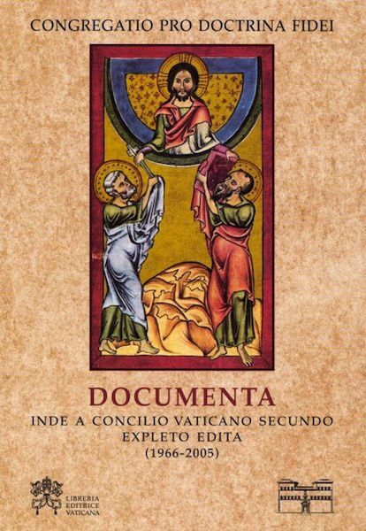 Imagen de Documenta inde a Concilio Vaticano Secundo expleto edita (1966-2005)