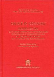 Imagen de Dignitas Connubii (Latino). Instructio servanda a tribunalibus dioecesanis et interdioecesanis in pertractandis causis nullitatis matrimonii, 25 mensis Ianuarii 2005