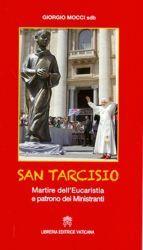 Immagine di San Tarcisio, Martire dell'Eucaristia e patrono dei Ministranti