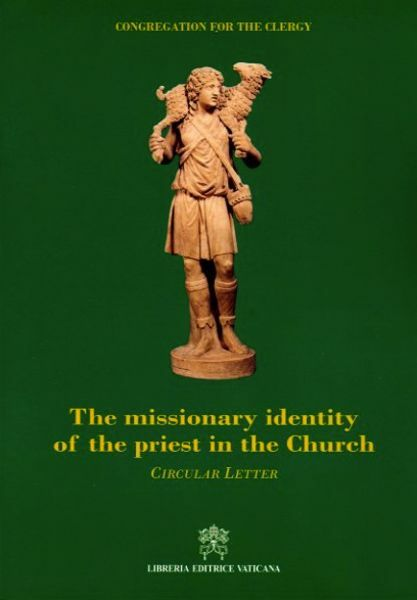 Imagen de The missionary identity of the priest in the Church - Circular letter