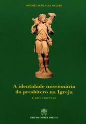 Picture of A identidade missionária do Presbítero na Igreja