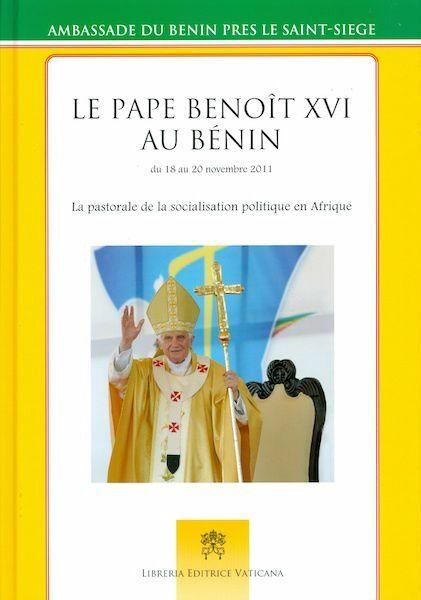 Imagen de Le Pape Benoît XVI au Benín