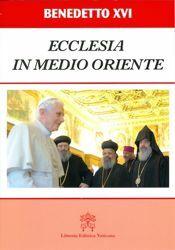 Immagine di Ecclesia in Medio Oriente, esortazione apostolica postsinodale