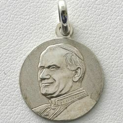Picture of Medal of John Paul II - SILVER