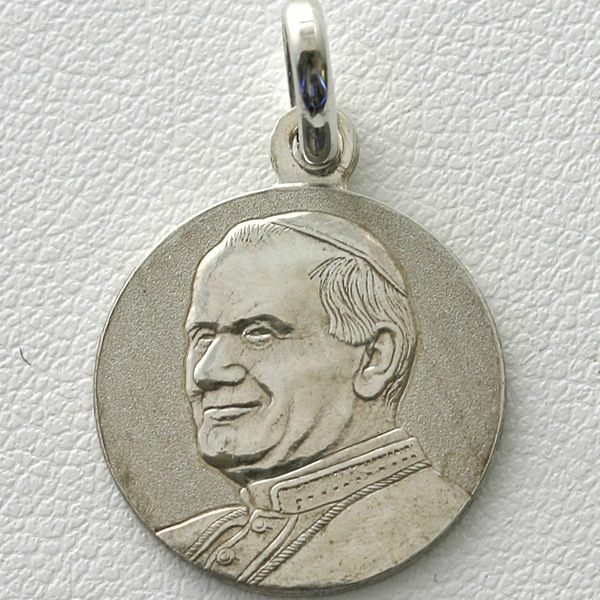 Immagine di Medaglia Giovanni Paolo II - ARGENTO