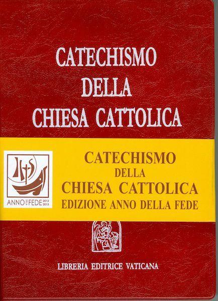 Immagine di Catechismo della Chiesa Cattolica, nuova edizione Anno della Fede